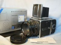 '          503CX BOXED -MINT-NICE SET ' HASSELBLAD 503CX +80MM CF T* LENS, A12 Matched Back +Late WLF+ Rapid Wind+Bay 60 UV + Box -MINT-NICE- £999.99